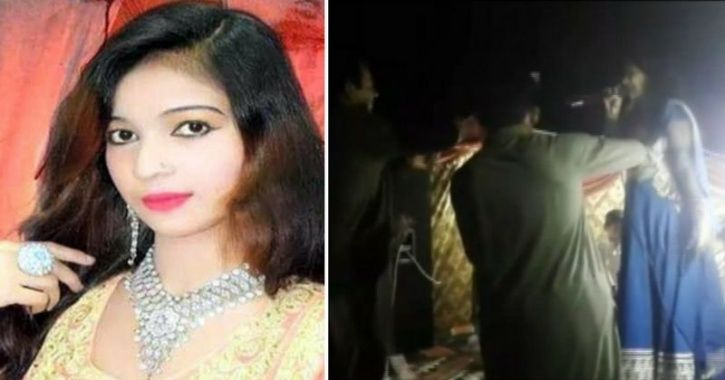 Pregnant Pakistani Singer Shot Dead During Her Performance After She Refused To Stand & Sing