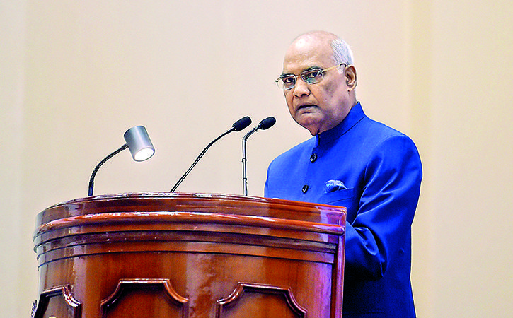 President Ram Nath Kovind Speaks On Kathua Horror