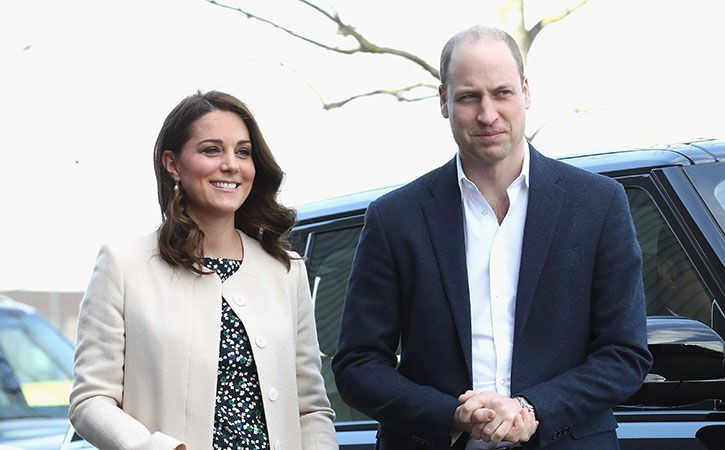 Prince William Wife Gives Birth To Third Child