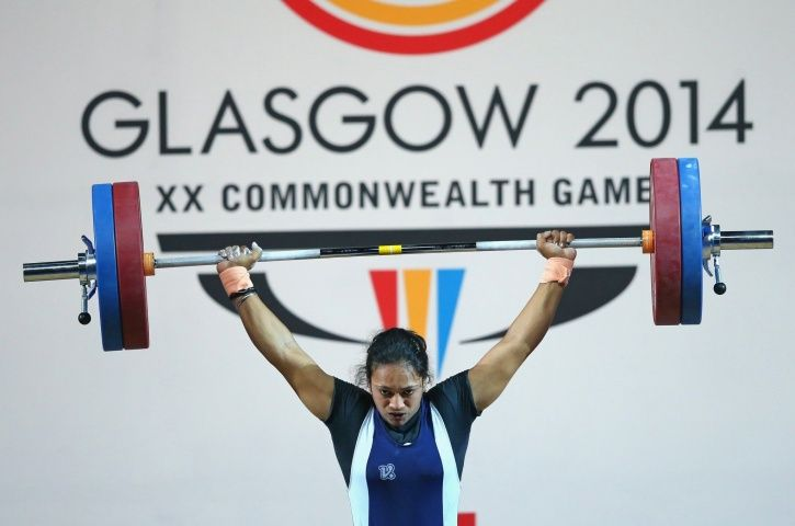 Puam Yadav won bronze at the 2014 CWG