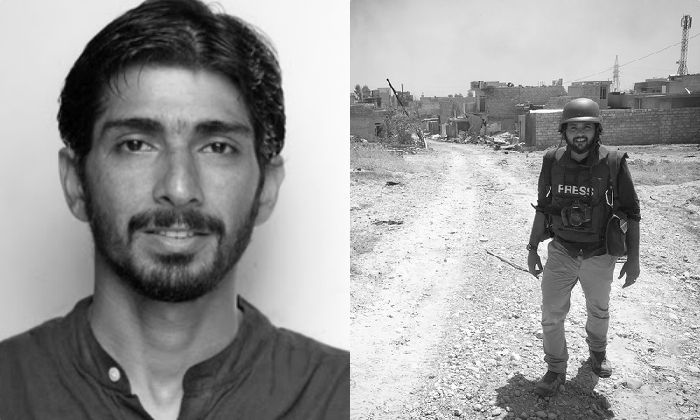 Pulitzer Prize winner photographers