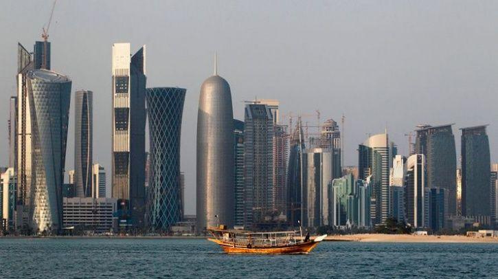 qatar turn to island