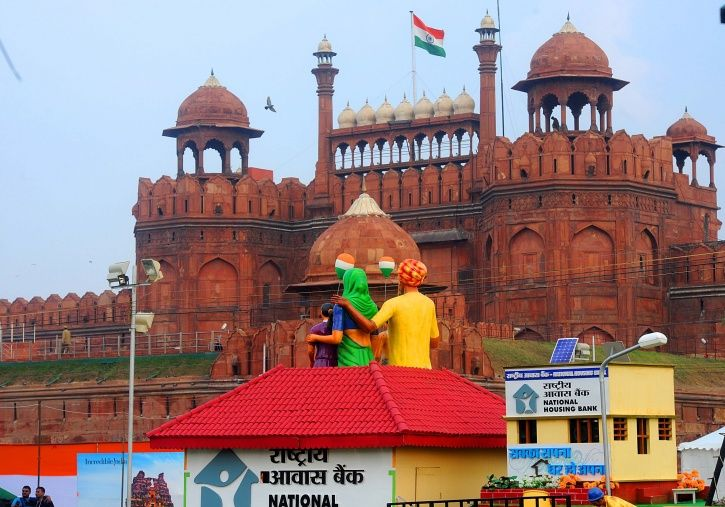 Red Fort Is Now Dalmia Bharat Group