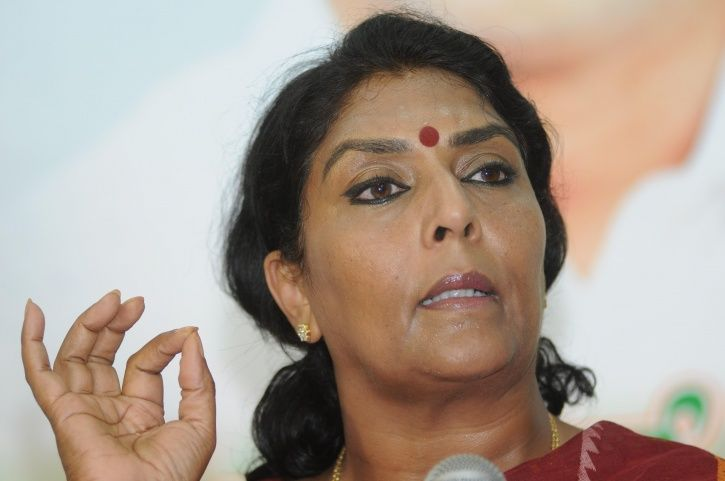 Renuka Chowdhary casting couch