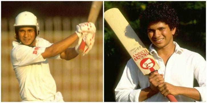 Sachin Tendulkar plundered 28 runs in one over off Abdul Qadir in an exhibition match