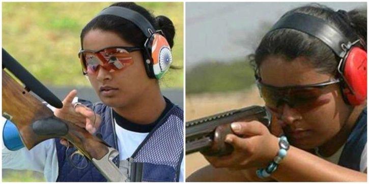 Shreyasi Singh won double trap gold