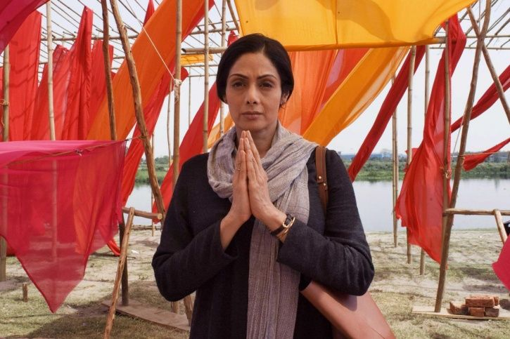 Sridevi wins best actress National Award for her performance in Mom