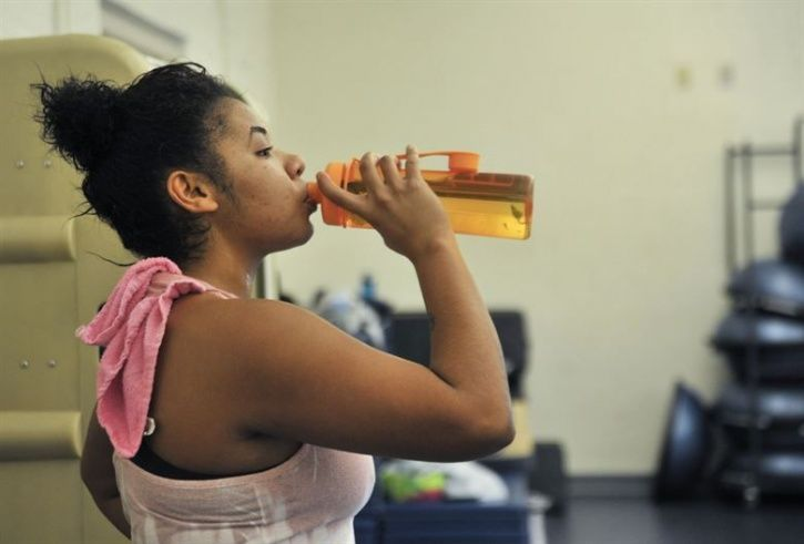 Staying Hydrated With Water Can Help You Fully Reap The Cognitive Benefits Of Exercise