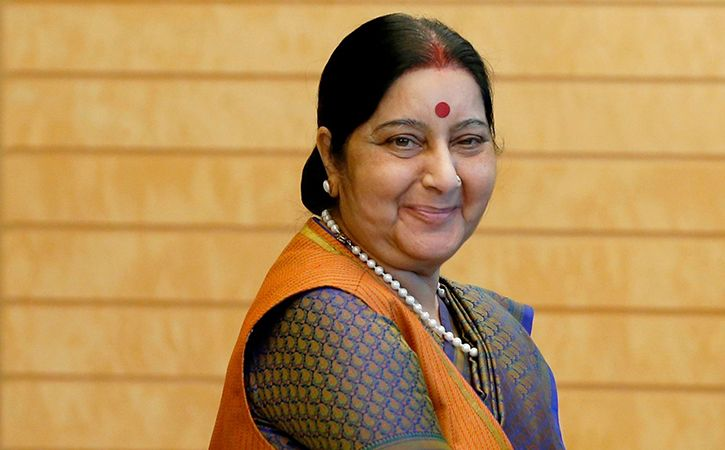Sushma Swaraj Rescue Hyderabad Woman Trafficked To Dubai