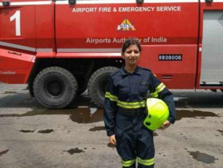 taniya sanyal airport authority of india