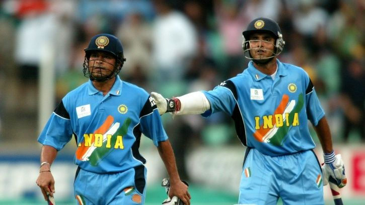 Sachin Tendulkar And Sourav Ganguly Met In 1988, 10 Years Later They Were  The Best ODI Batting Combination