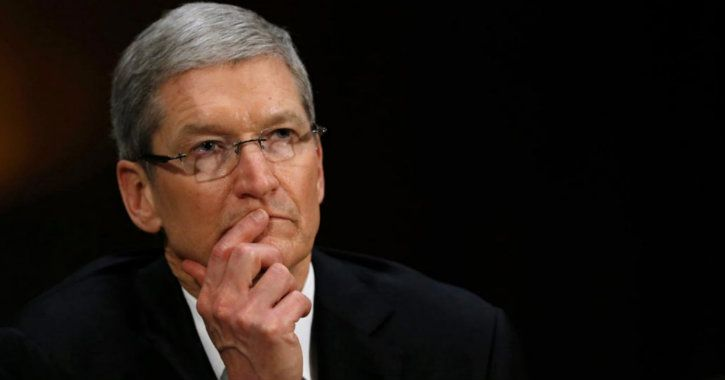 tim cook is unhappy about apple leaks
