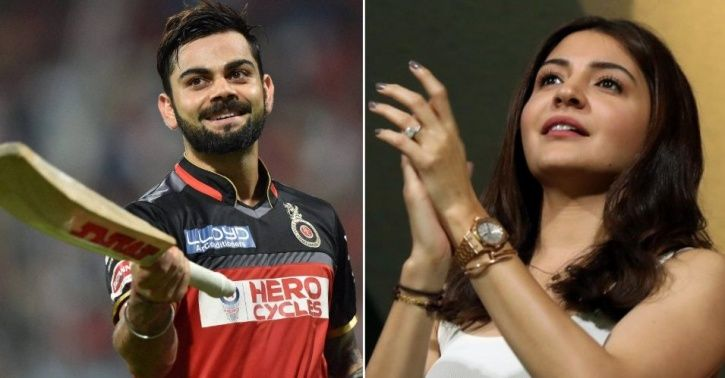 Trolls Didn't Spare Anushka Sharma This Time As Well, Blamed Her For RCB's Loss To CSK In IPL