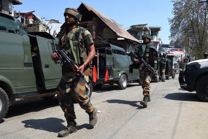 Two Terrorists Behind The Killing Of  Lt Ummer Fayaz Among 11 Militants Killed In Jammu And Kashmir