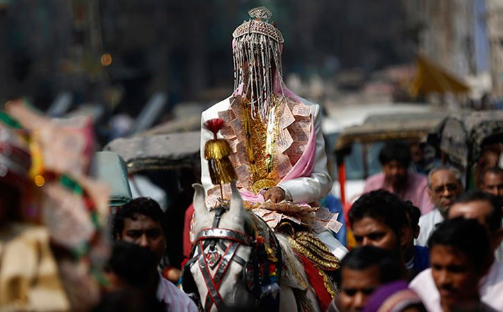 UP Dalit Groom Wants To Ride Horse Police Draw Up Map For Baraat