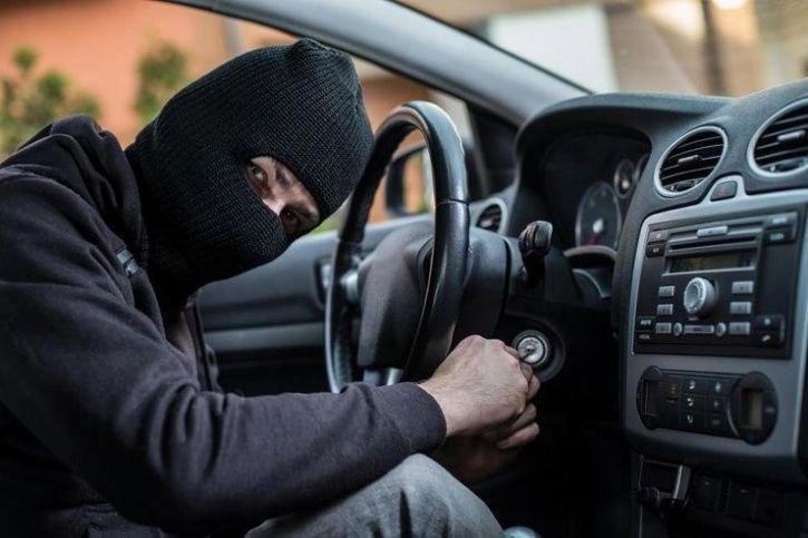 vehicles thief