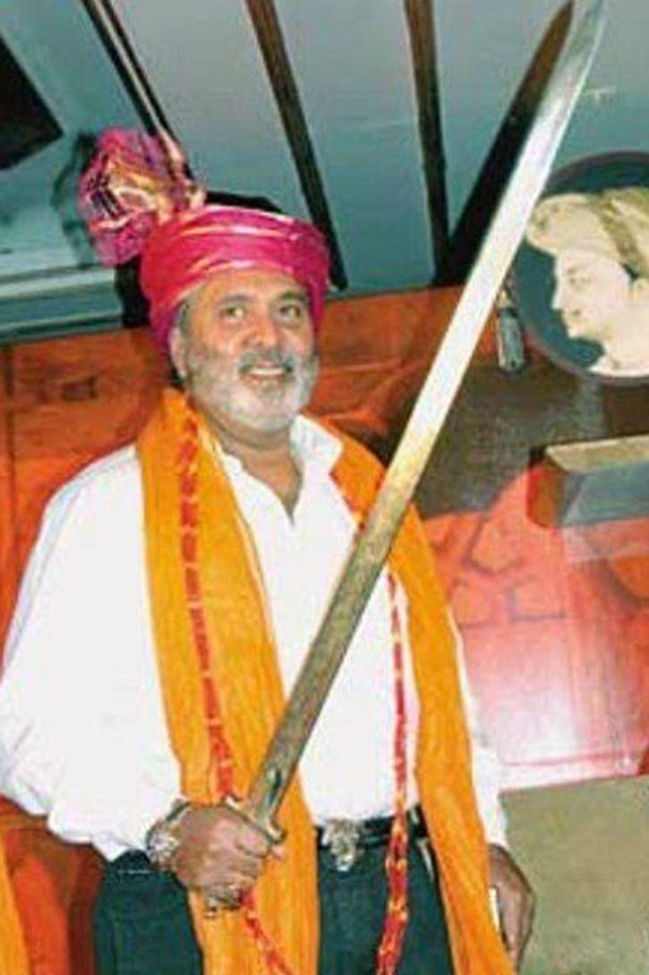 Vijay Mallya Gave Away Tipu Sword