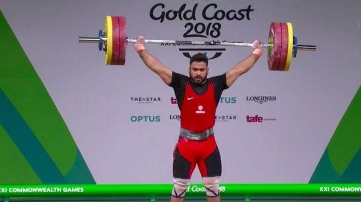 Vikas Thakur lifted a total of 351 kg