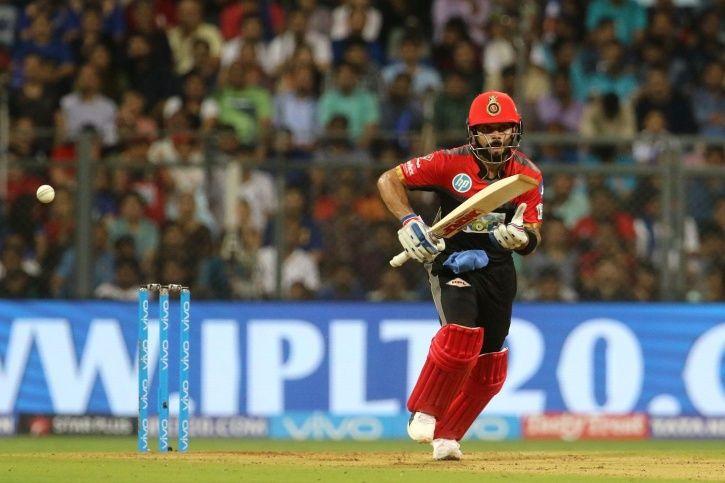 Virat Kohli hit 92 not out