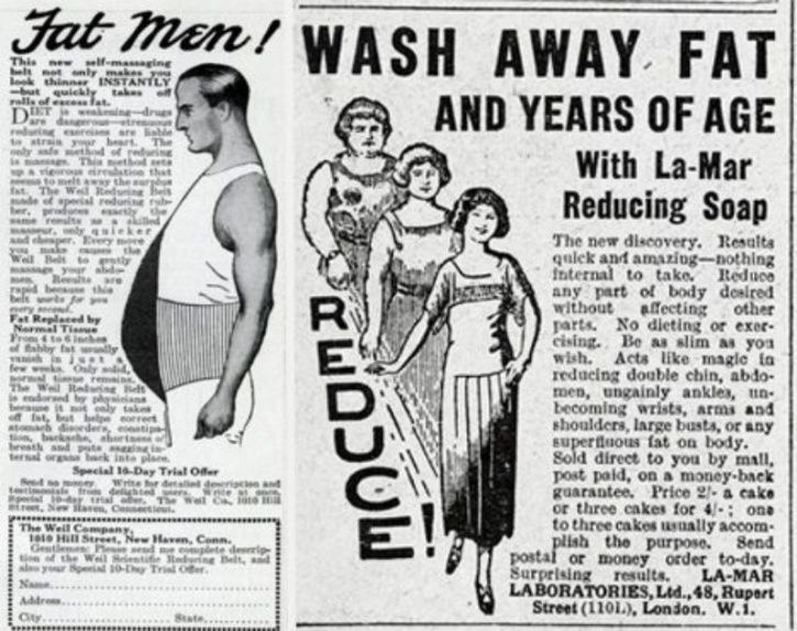 washing fat with soap