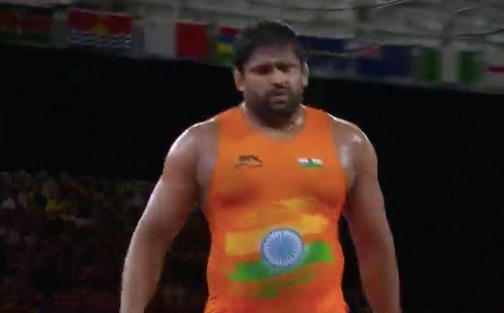 Wrestler Sumit Malik Walkover In 125kg Final