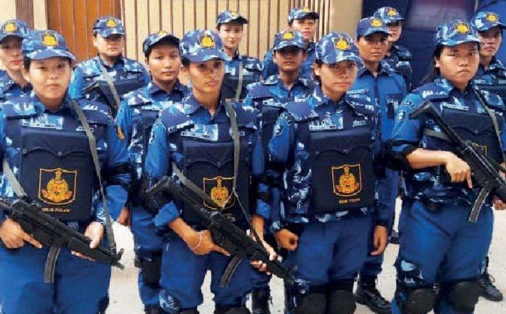 36 Women From Northeast To Form Delhi's Terror Shield