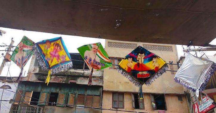4 Lalkuan kite market
