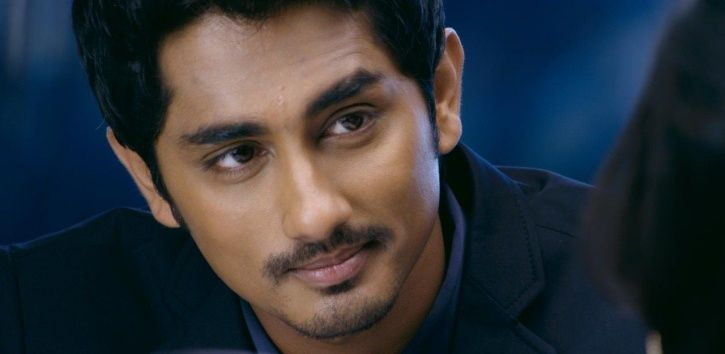A picture of actor Siddharth