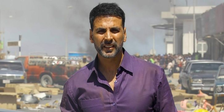 A picture of Akshay Kumar.