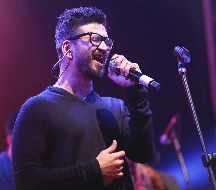 A picture of Amit Trivedi.