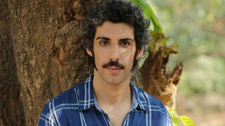 A picture of Jim Sarbh.