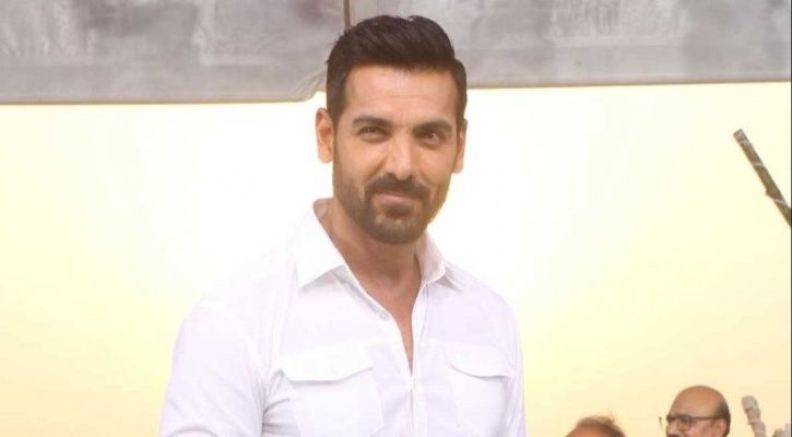A picture of John Abraham.