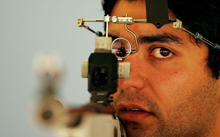 Abhinav Bindra Shot His Way To An Olympic Gold