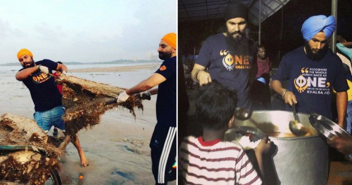 After Joining Khalsa Aid To Help Flood-Stricken Kerala, Randeep Hooda Hails The Spirit Of Keralites