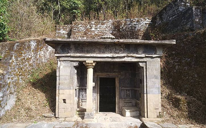 ancient water temples