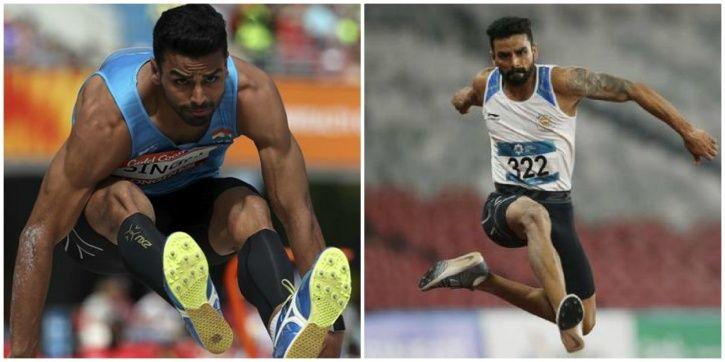 Arpinder Singh won India