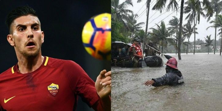 AS Roma is in Kerala