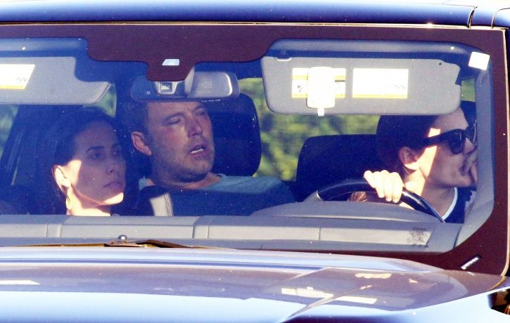 Ben Affleck Is Back To Rehab For The Third Time After The Insistence Of Ex-Wife Jennifer Garner