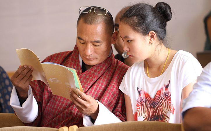 Bhutan For Mountain Echo Literary Festival