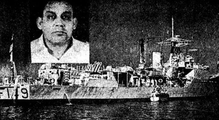 Brave Captain Mahendra Nath Mulla