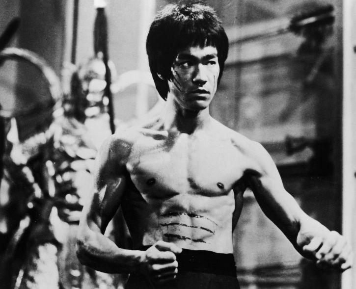Bruce Lee is a Kung Fu legend