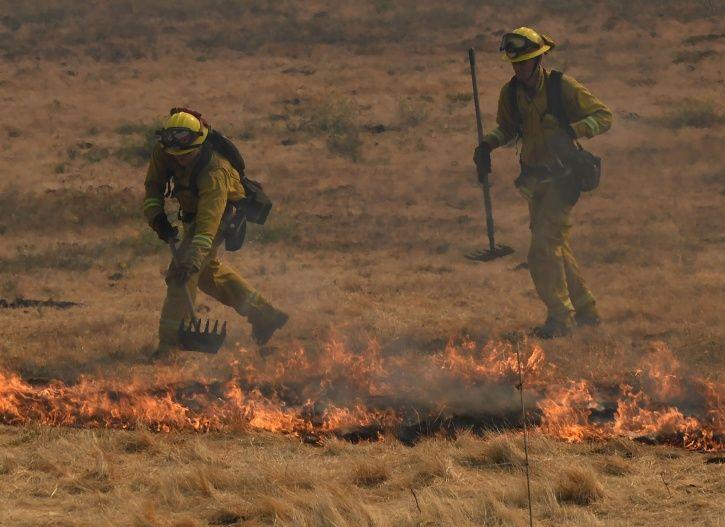 California Fire, carr fire, Mendocino Complex Fire,U.S
