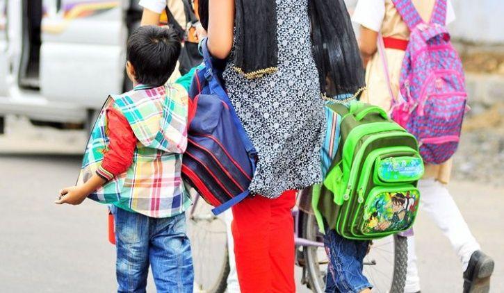 Child population india