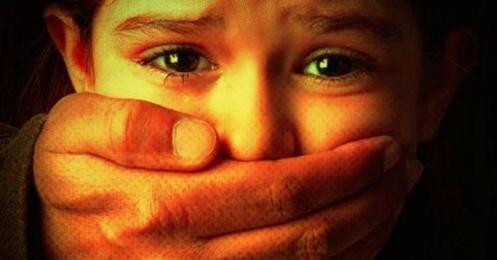 children abused