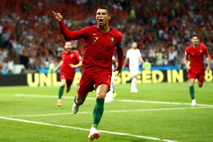 Cristiano Ronaldo has a good club record