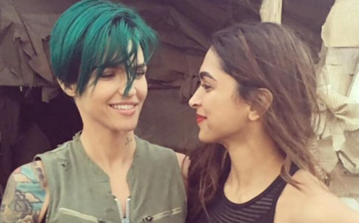 Deepika Padukone xxx Co Star Ruby Rose To Play Lesbian Batwoman