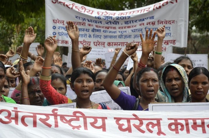 Domestic help, skilled workers, unskilled workers, semi-skilled workers, Tamil Nadu,