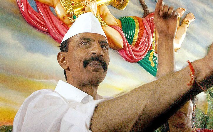 Don Arun Gawli Tops Exam On Gandhian Thought