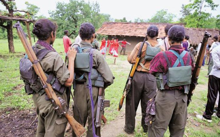 Dreaded Maoist Couple In Odisha Bid Farewell To Arms