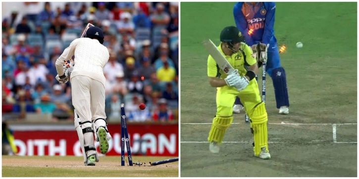 Each term has a specific meaning in cricket